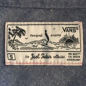 Vans button-down shirt